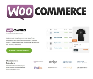 ทำเว็บไซต์ด้วย WordPress+WooCommerce Plugin