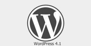 ทำเว็บไซต์ด้วย WordPress 4.1